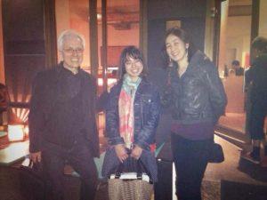 ドゥヴァイヨン先生と村田先生
